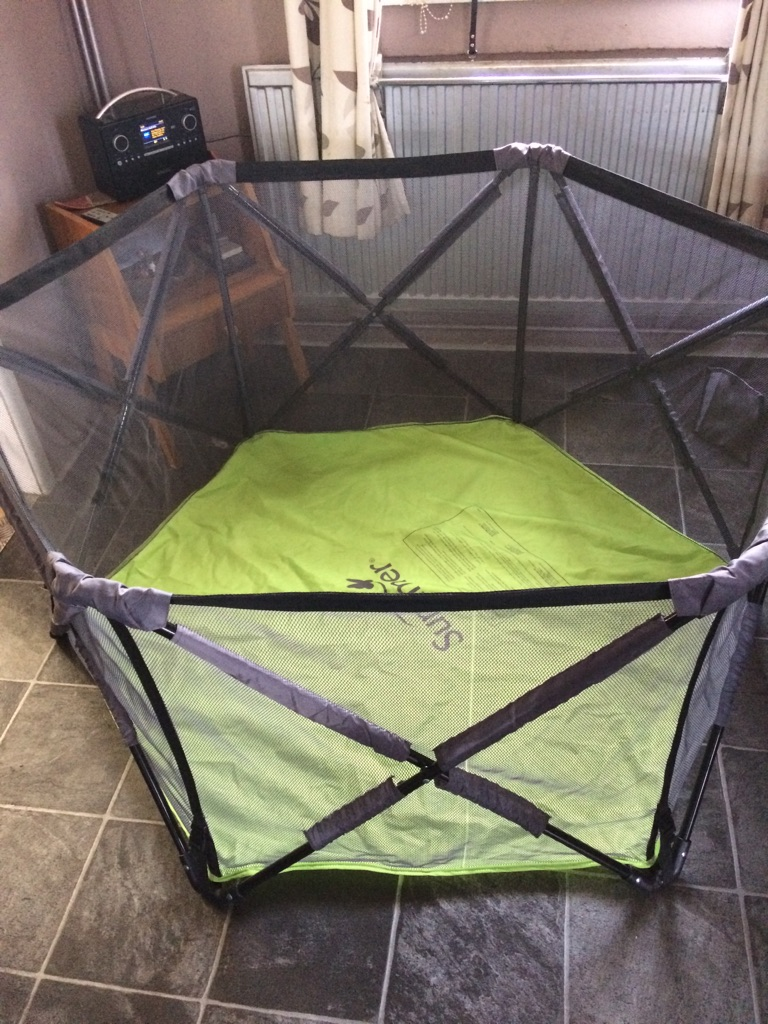 Baby play pen mobile x 2