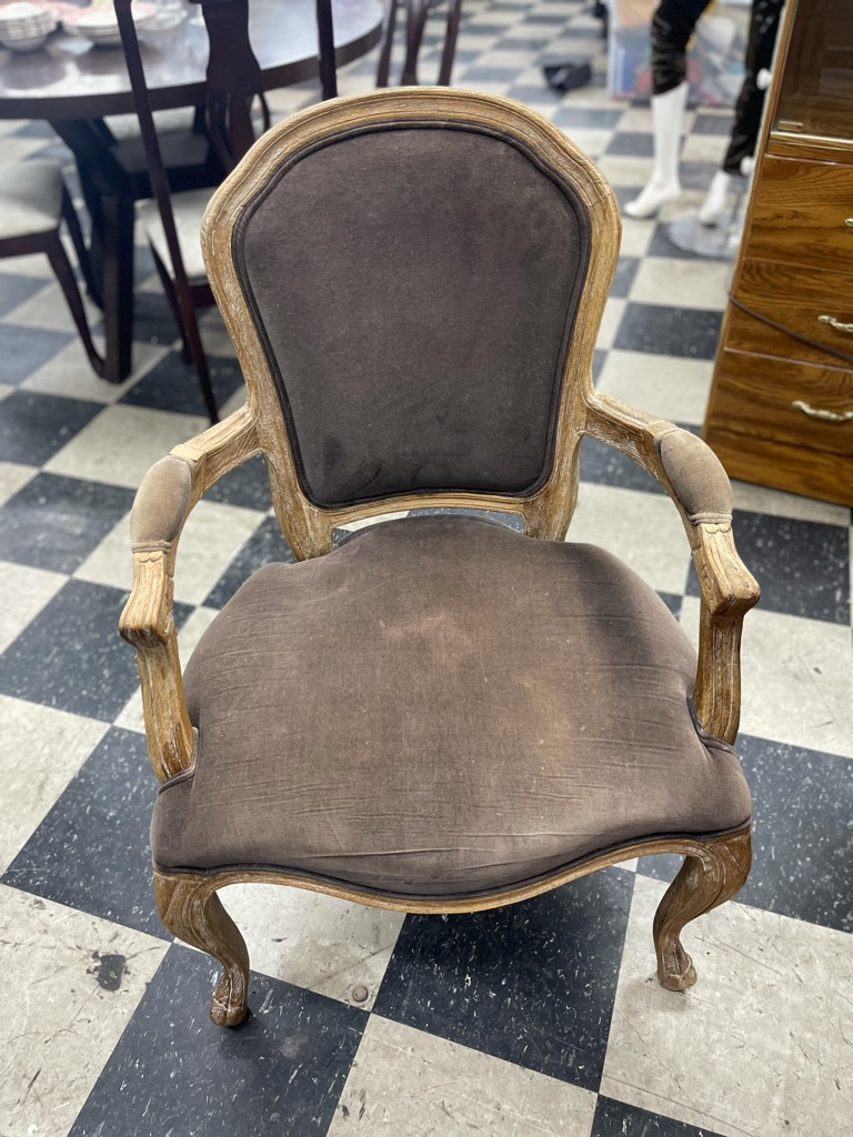 Vintage 2-chair & table