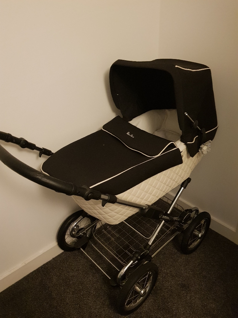 brand new silver cross pram