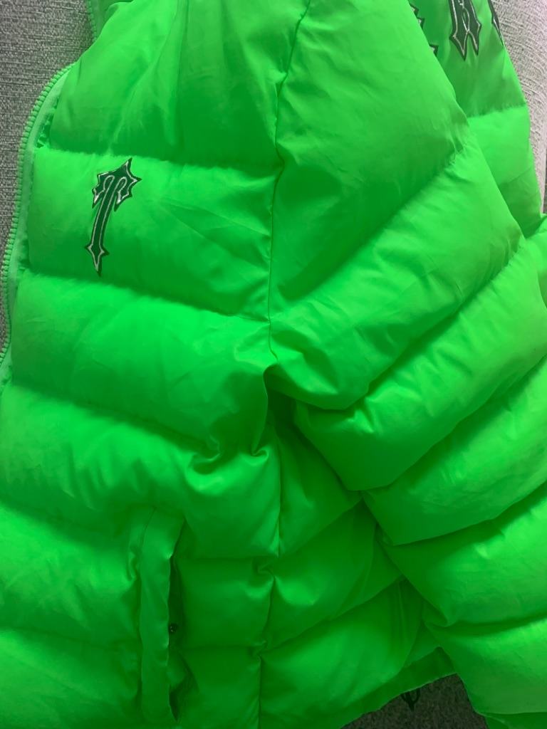 Trapstar coat