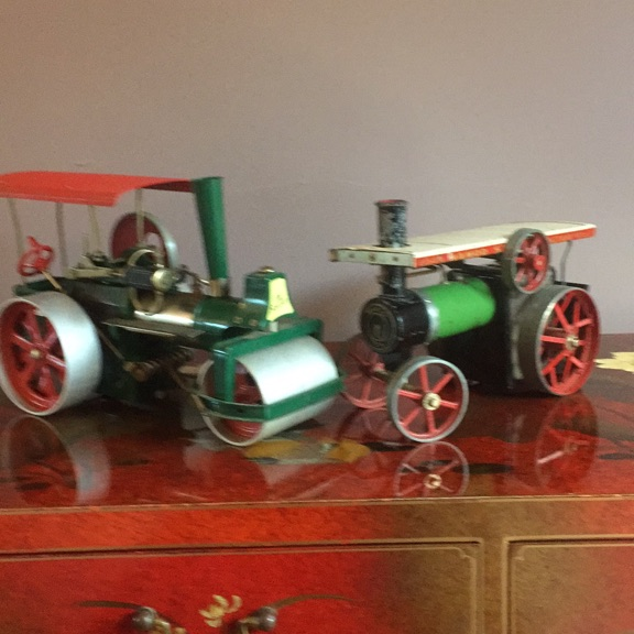 Steam engines