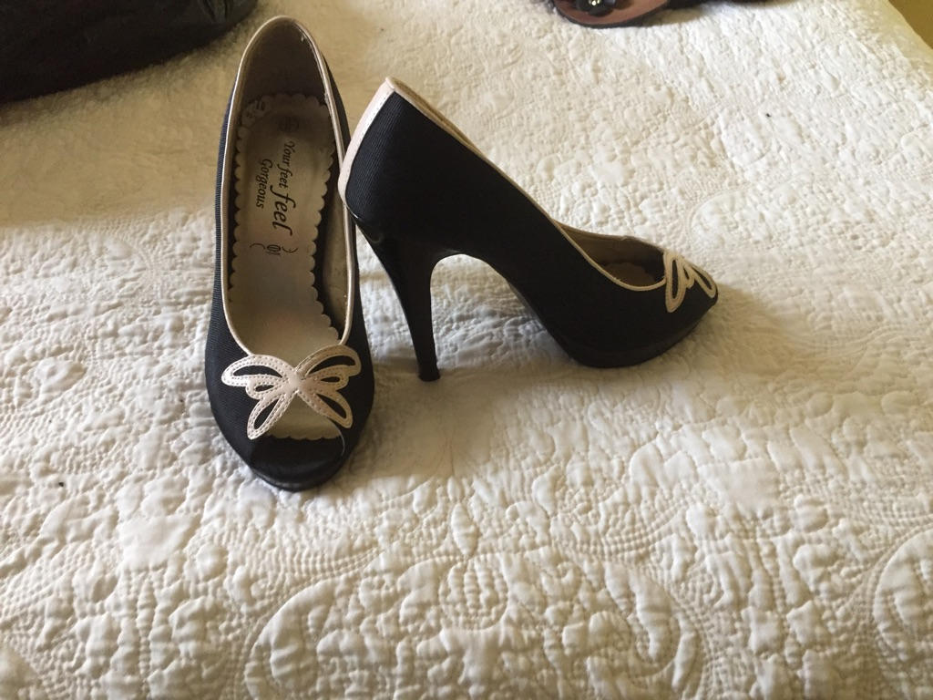 Shoes size 3 from new look