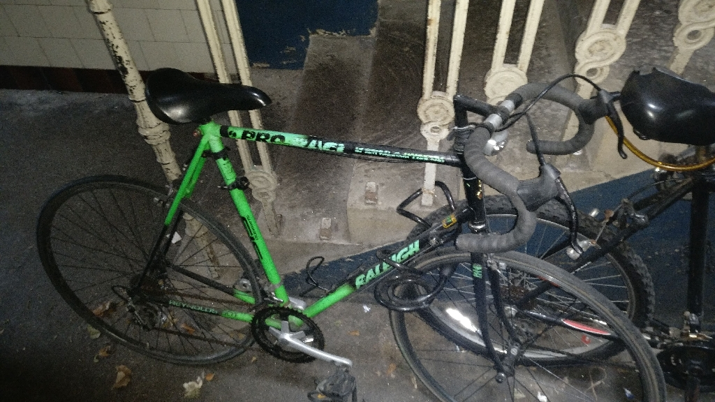 Raleigh Race Bike