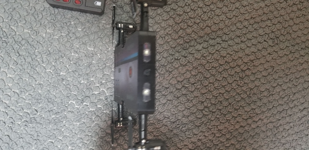 Pocket drone video capable