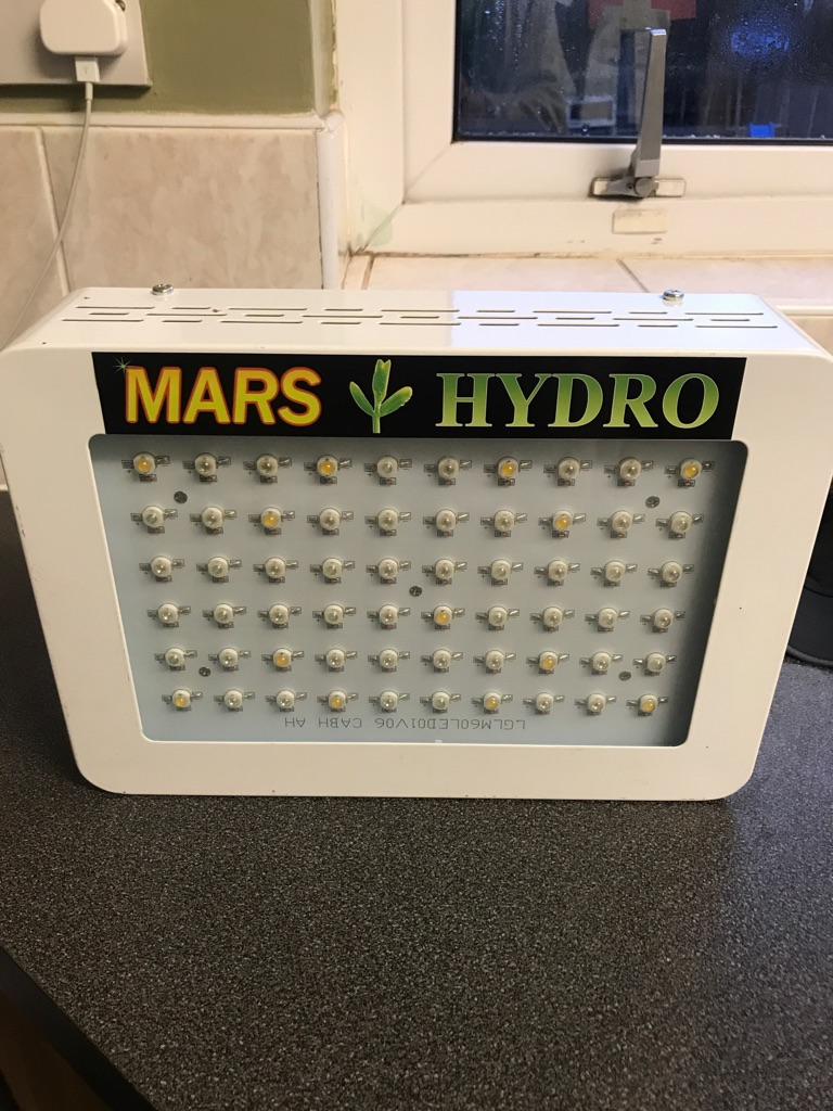 Mars hydo grow light mz 300-60led
