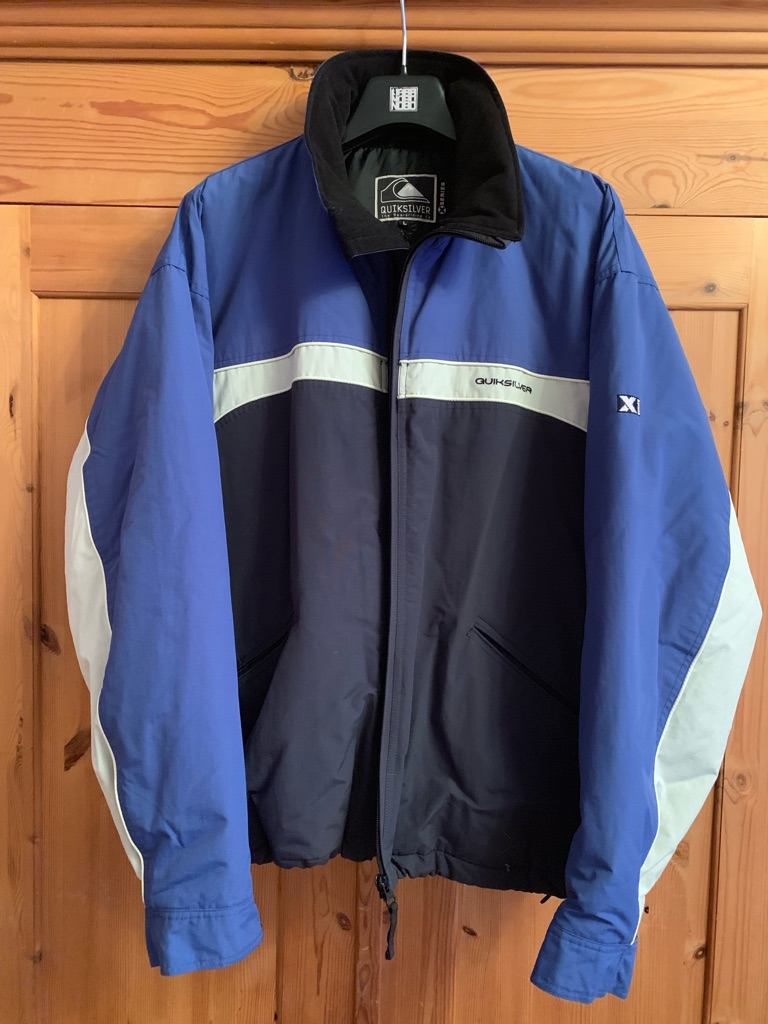 Quicksilver Snowboarding Jacket