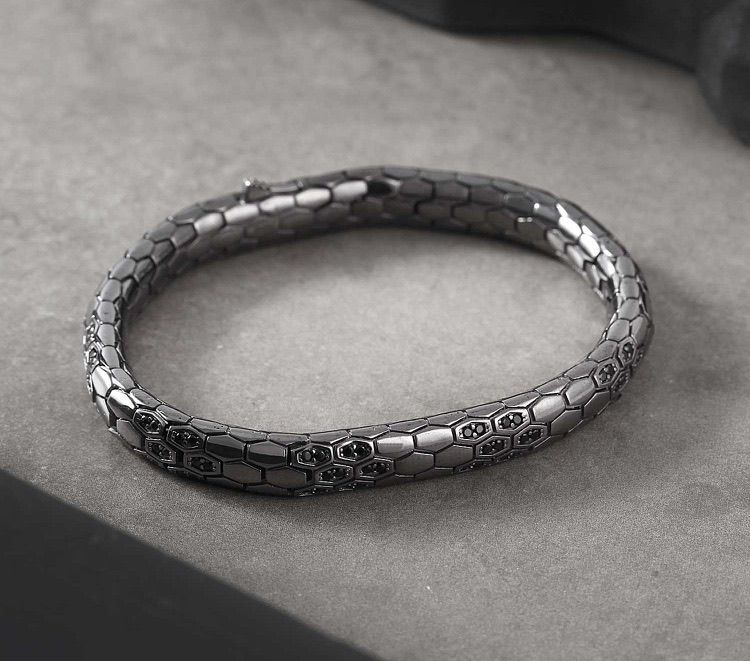 Men's jewellery 30% off using my code below ⬇️