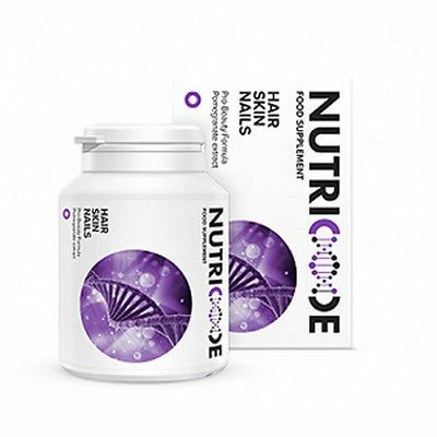 Nutricode food suplement for Skin, Hair, Nails
