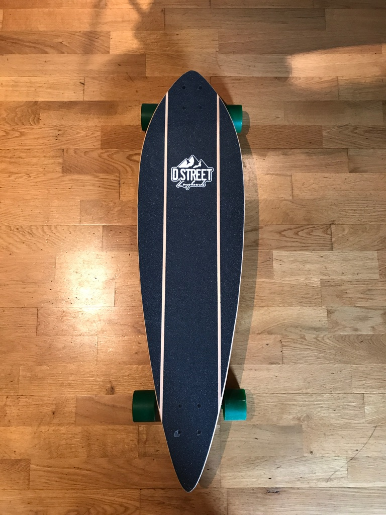 Brand New Longboard