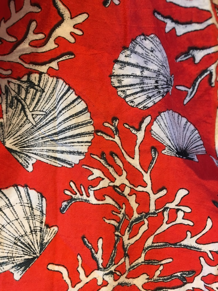 Coral dress size 8