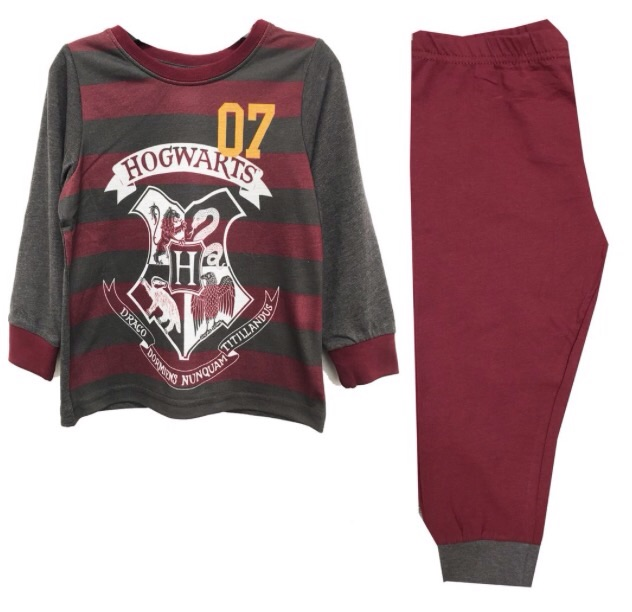 Harry Potter long sleeve pyjamas
