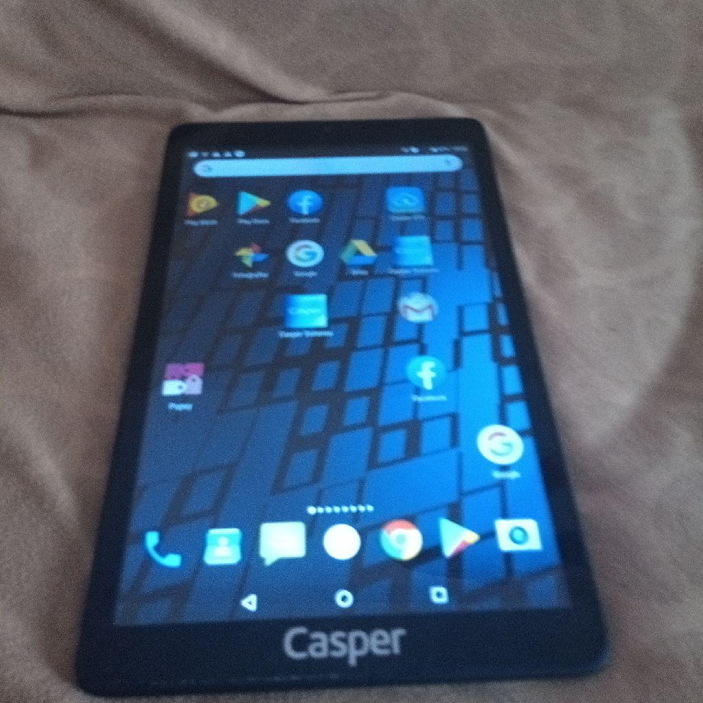 Casper Via S10 Tablet Kılıfı hediye SON FİYAT iPhone 7 ile takas olur