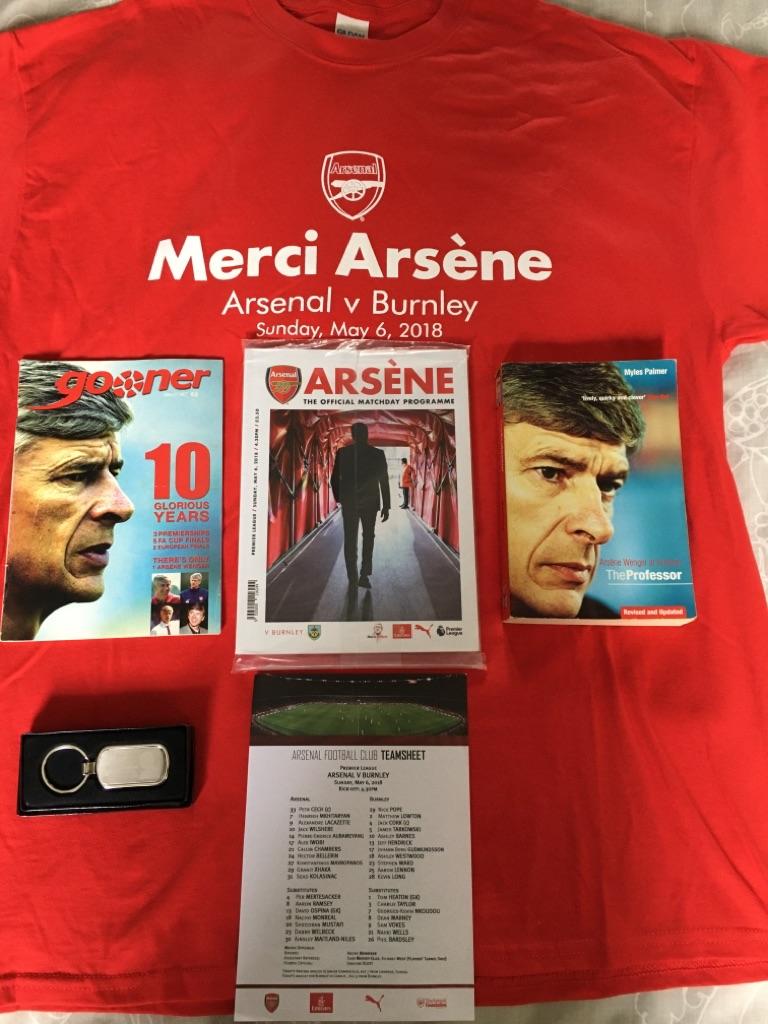 Arsenal-Arsène wenger