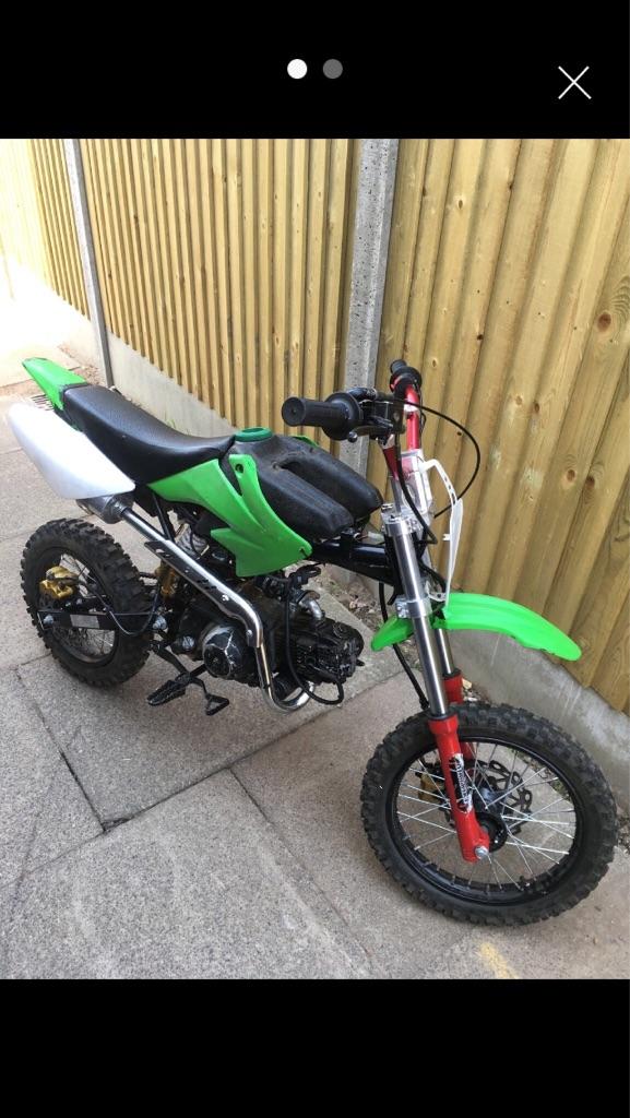 90cc Kx replica
