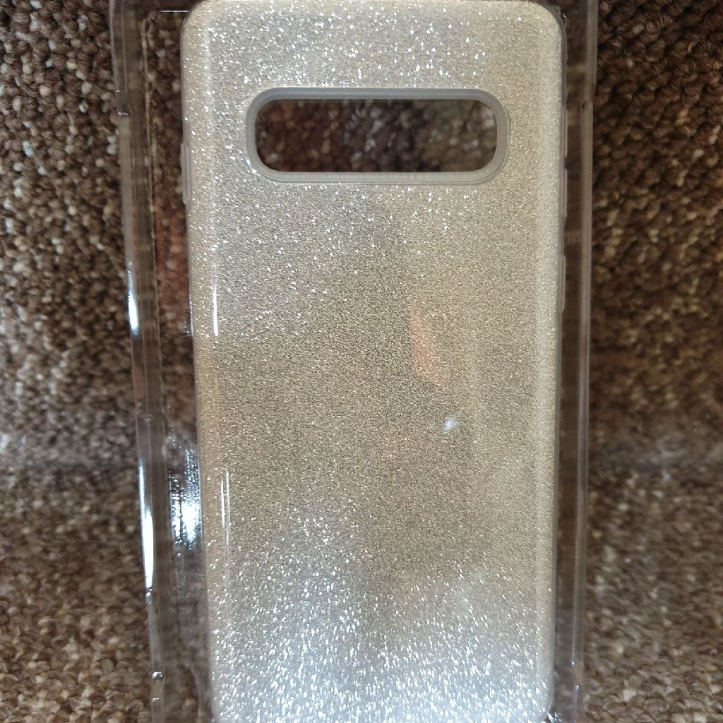 Samsung  10 sparkly cover