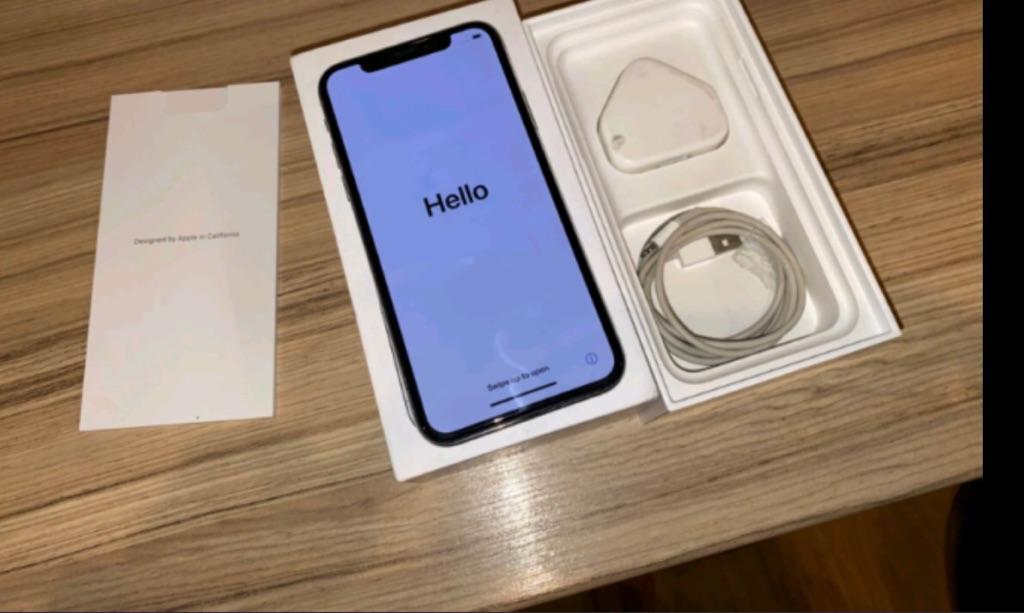 iPhone X brand new