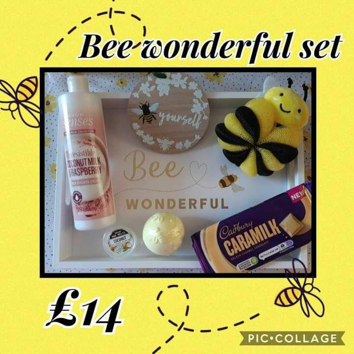 Bee Wonderful Gift Set