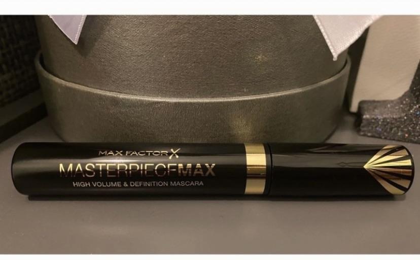 Max Factor masterpiece mascara
