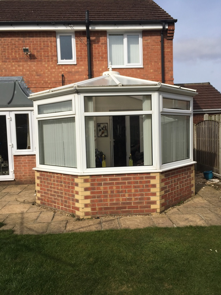 Conservatory 3.5 x 4 mtr