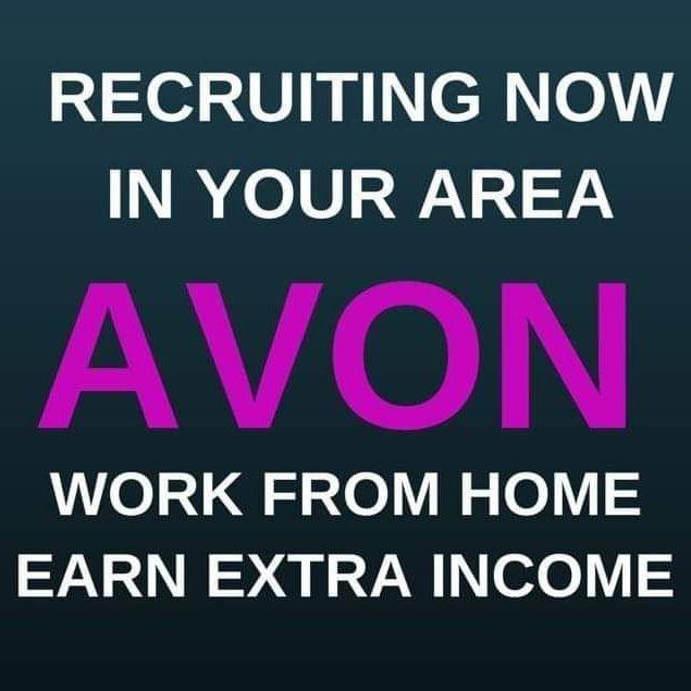 Avon reps needed