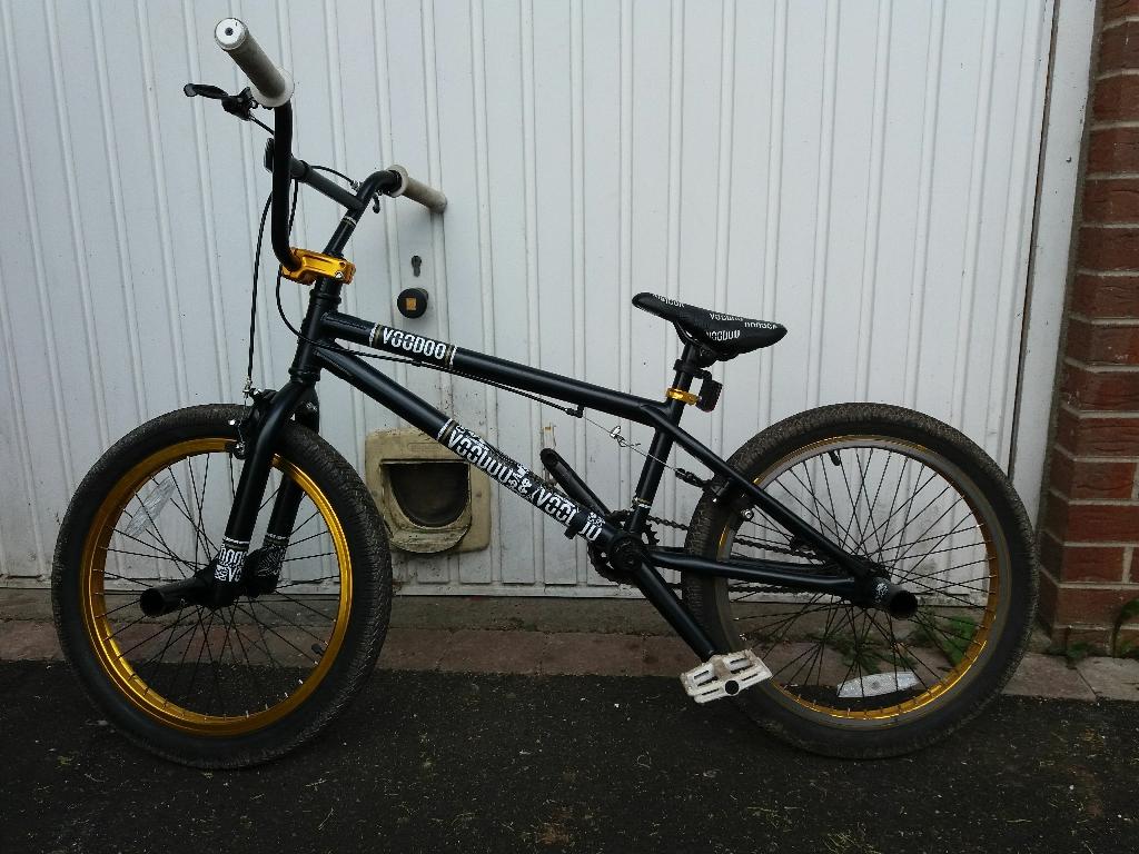 "Voodoo malice BMX 20""wheels"