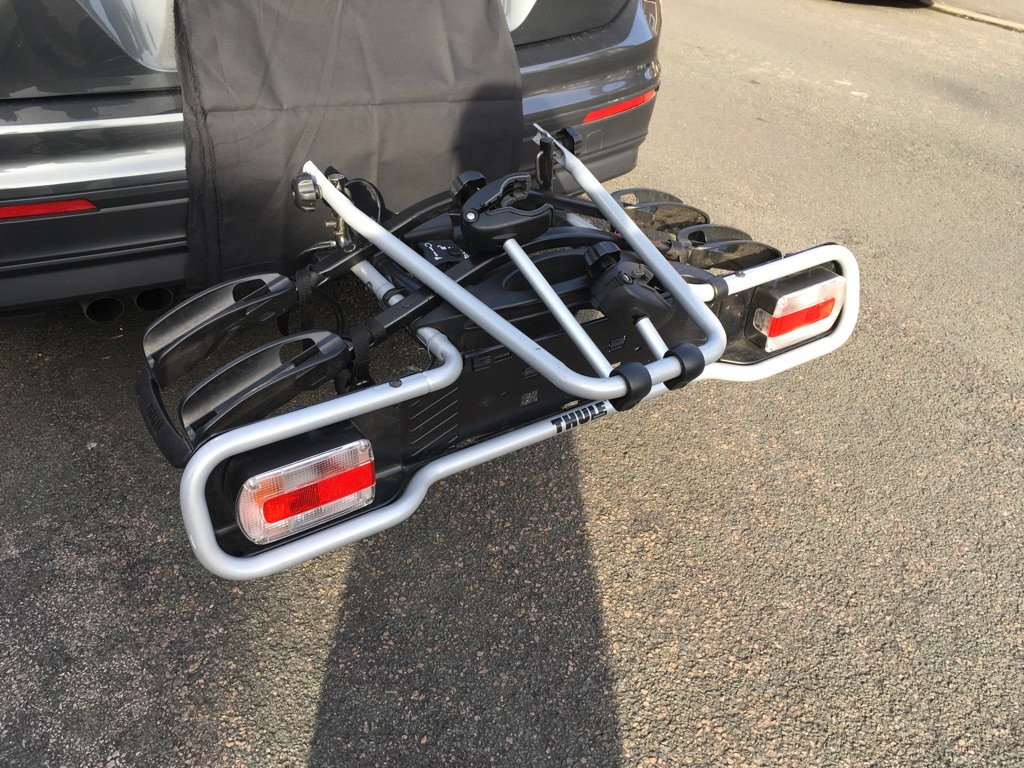Thule Euroride 2 Cycle Carrier 941005