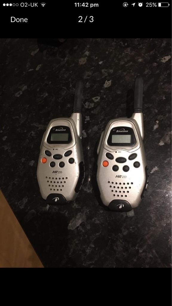 2 Way Radio Talkers
