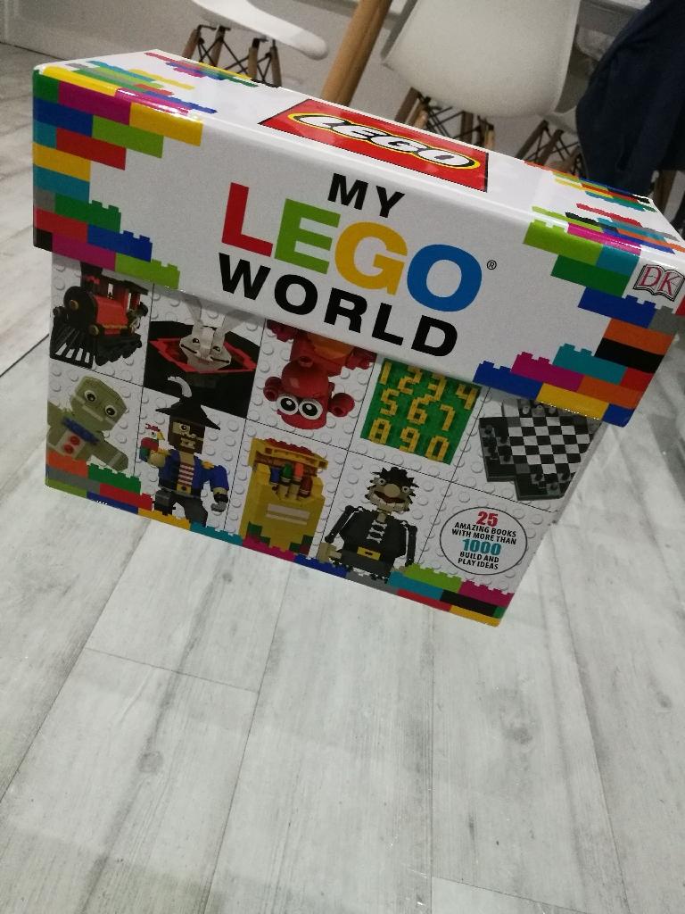 My lego world