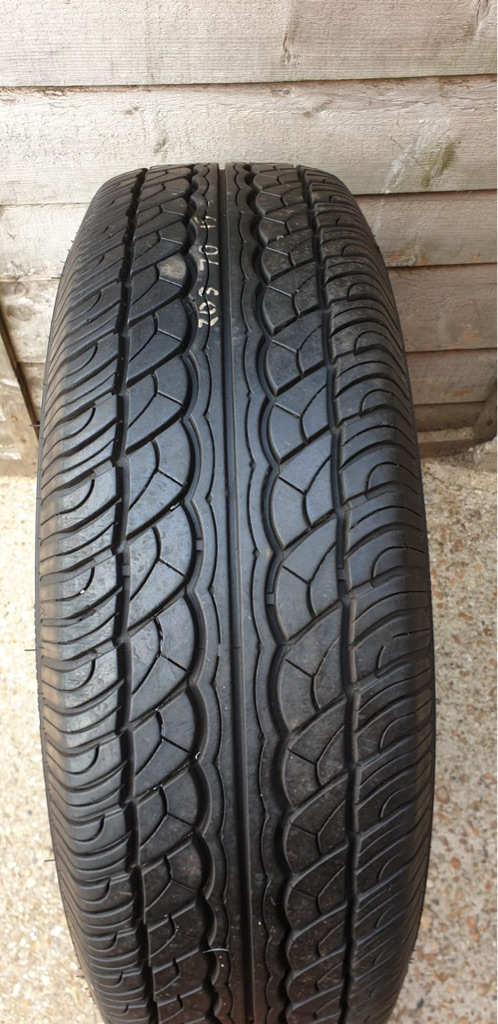 Land Rover freelander spare wheel & tyre