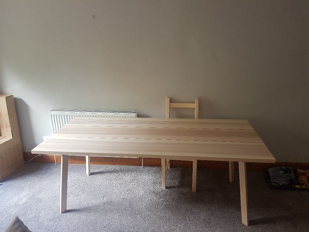 Ikea Ypperlig Dining Table