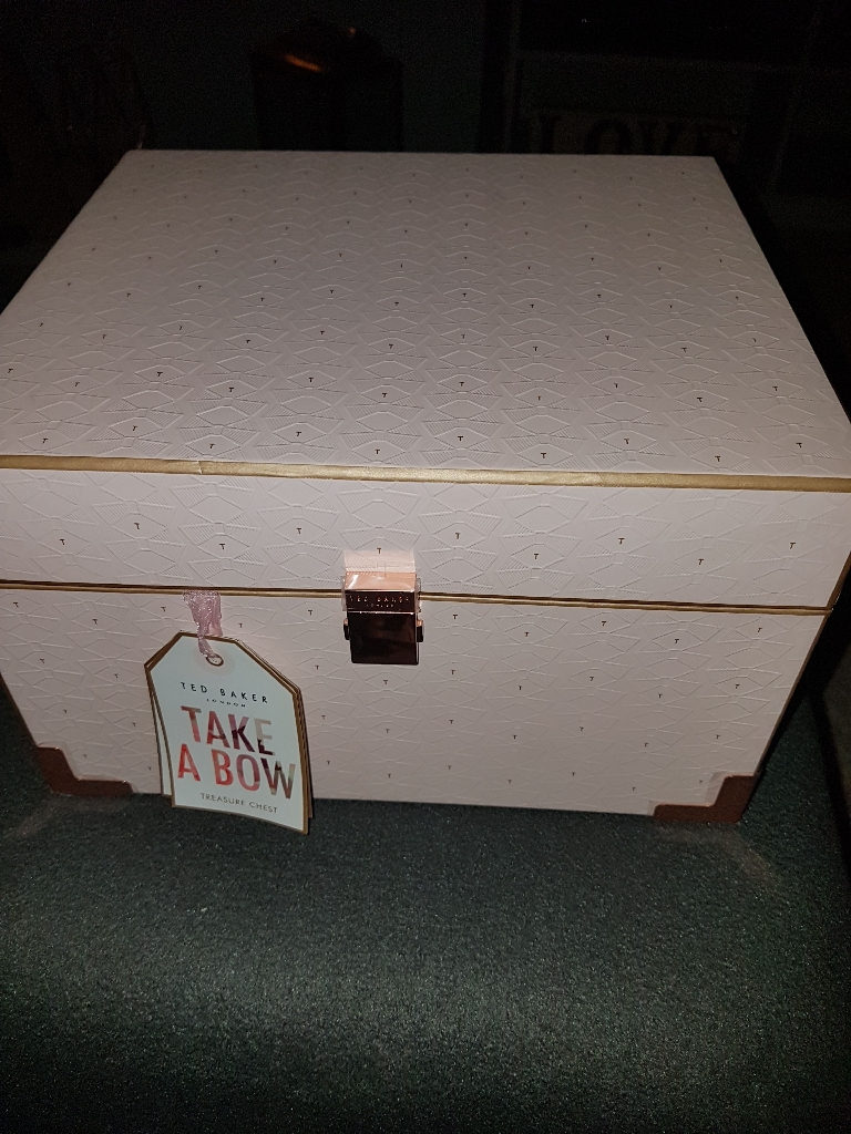 Ted Baker Take A Bow Treasure Chest