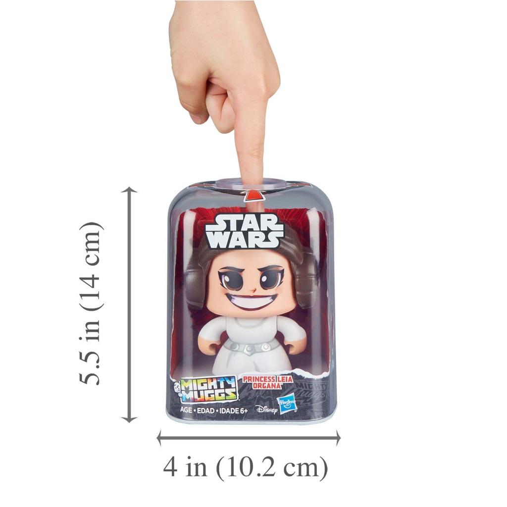 Princess Leia Star wars Mighty Mugg