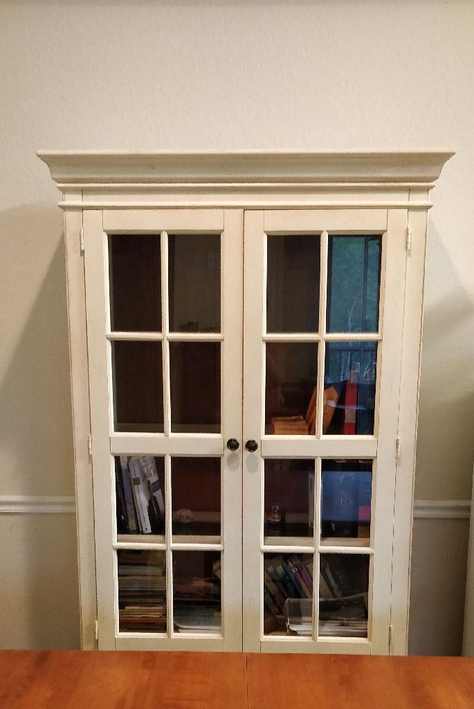 Havertys bookcase