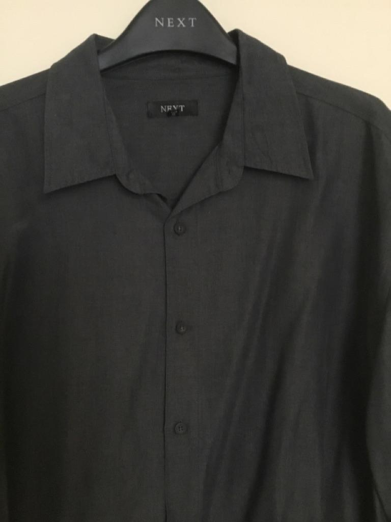 Next men's shirt xxl