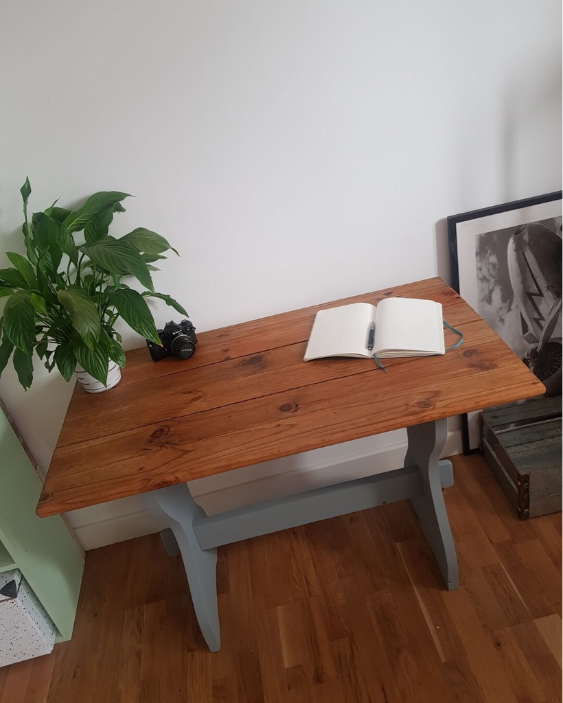 Refurbished table/desk