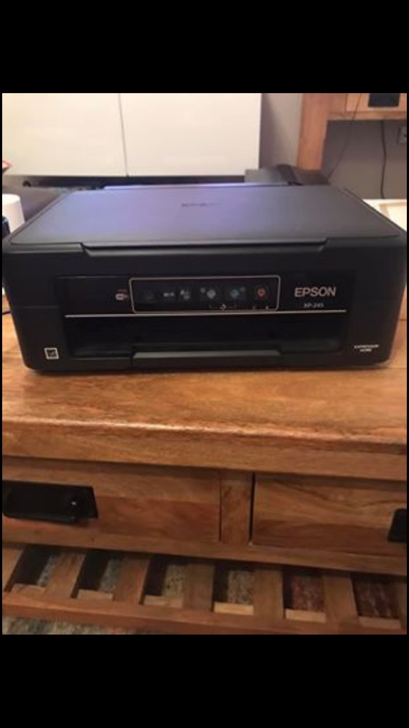 EPSON XP-245 Black Printer