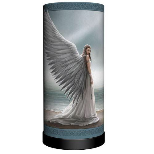 Anne Stokes Angel Lamp