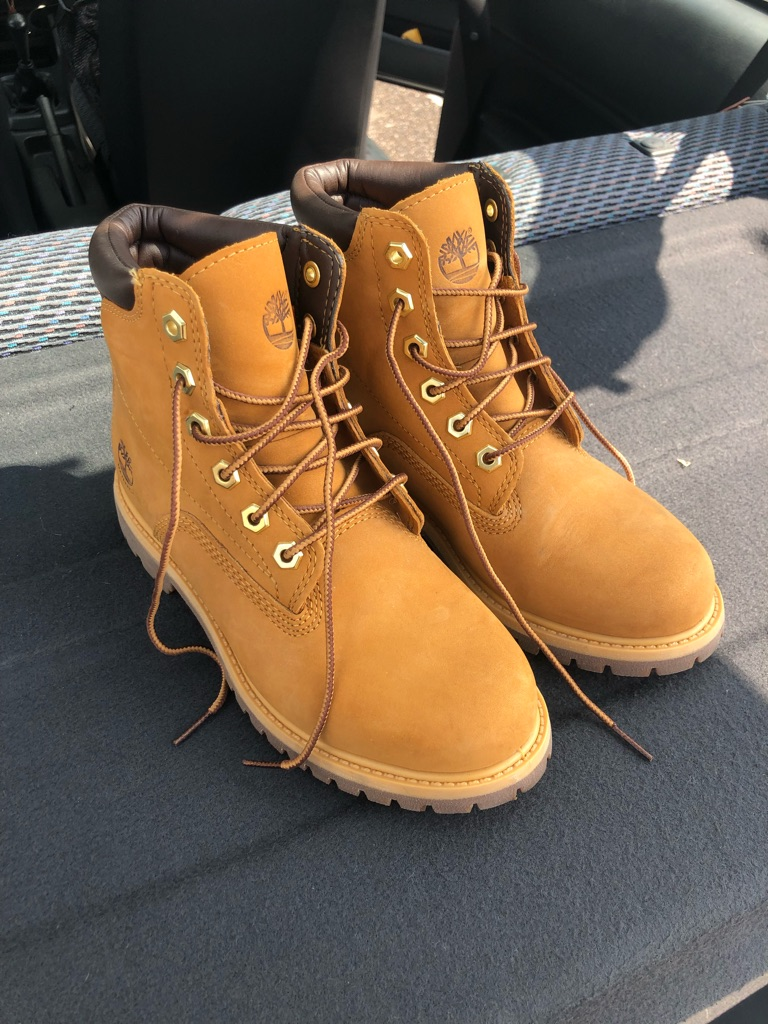 Uk Size 4 timberland
