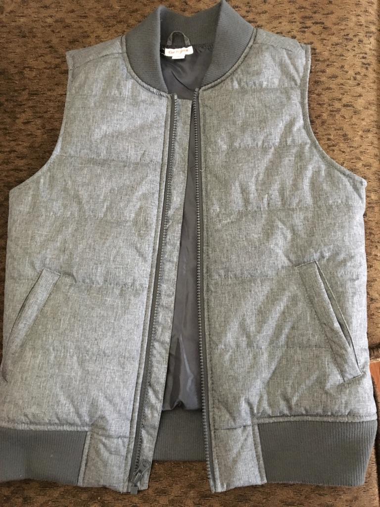 Sleeveless Jacket (Like New)