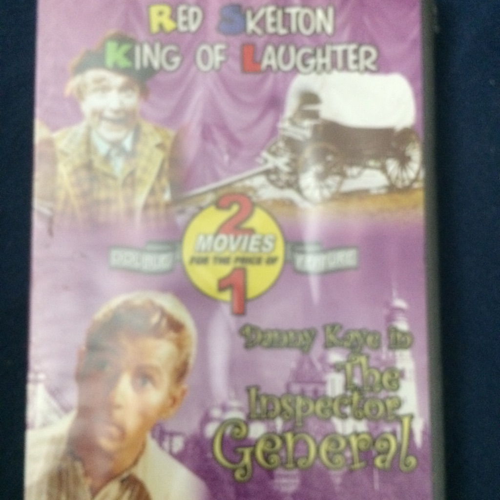 Red Skelton DVD