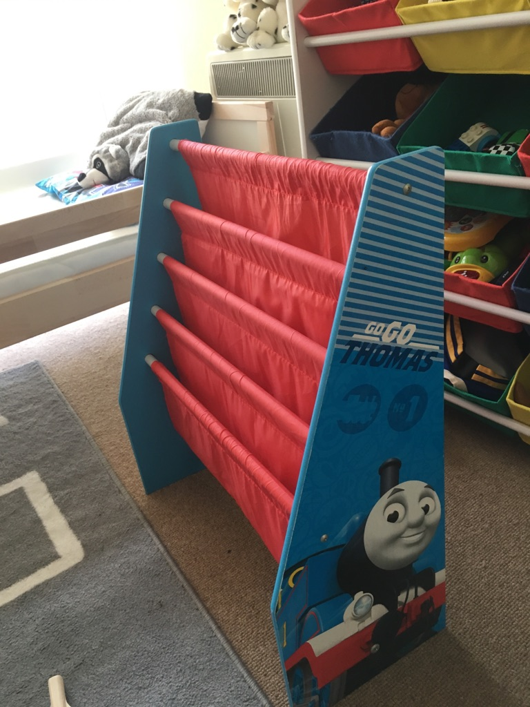 Thomas and Friends Bookcase