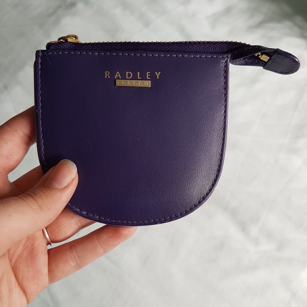Radley coin purse