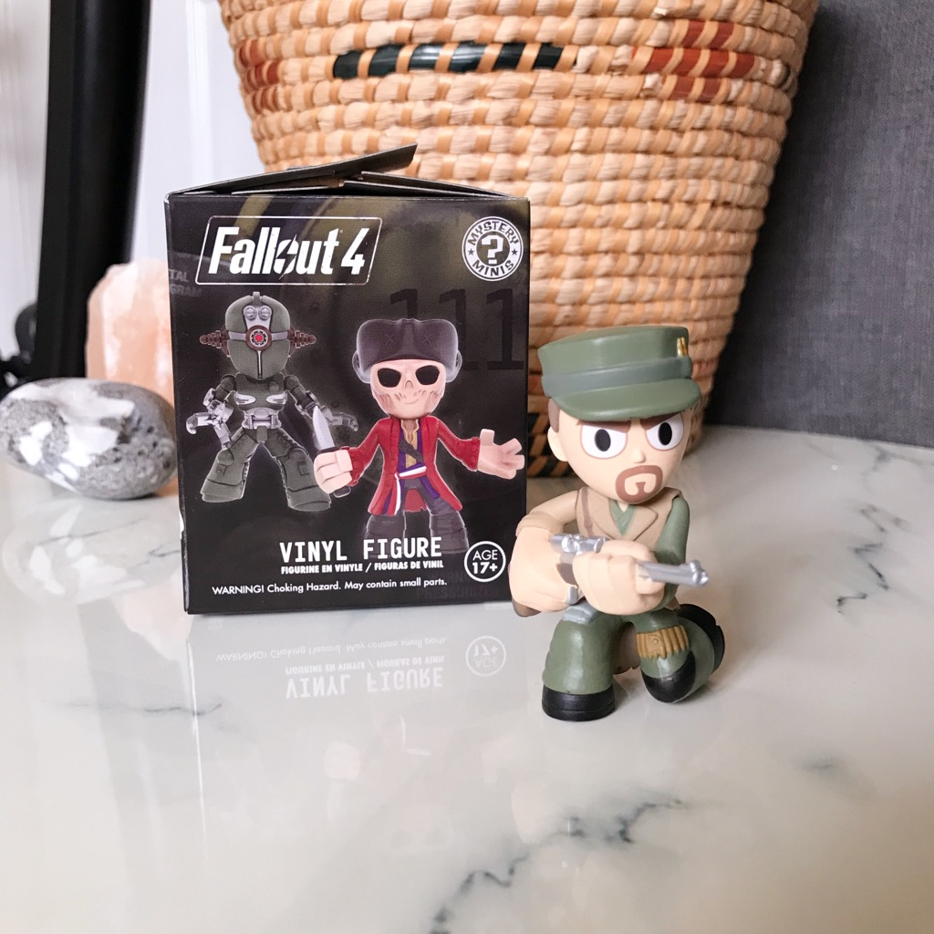 Funko Fallout 4 Mystery Mini 'Robert MacCready'