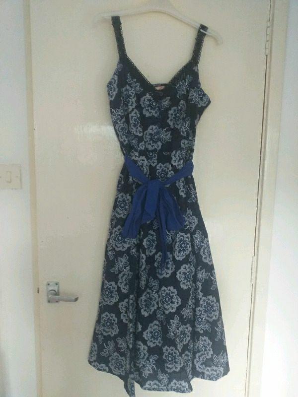 Joe browns dress.
