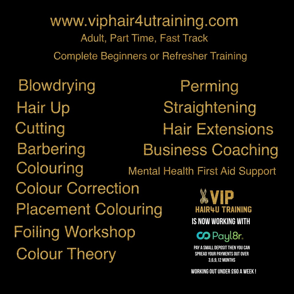 Hairdressing Barbering Training Courses