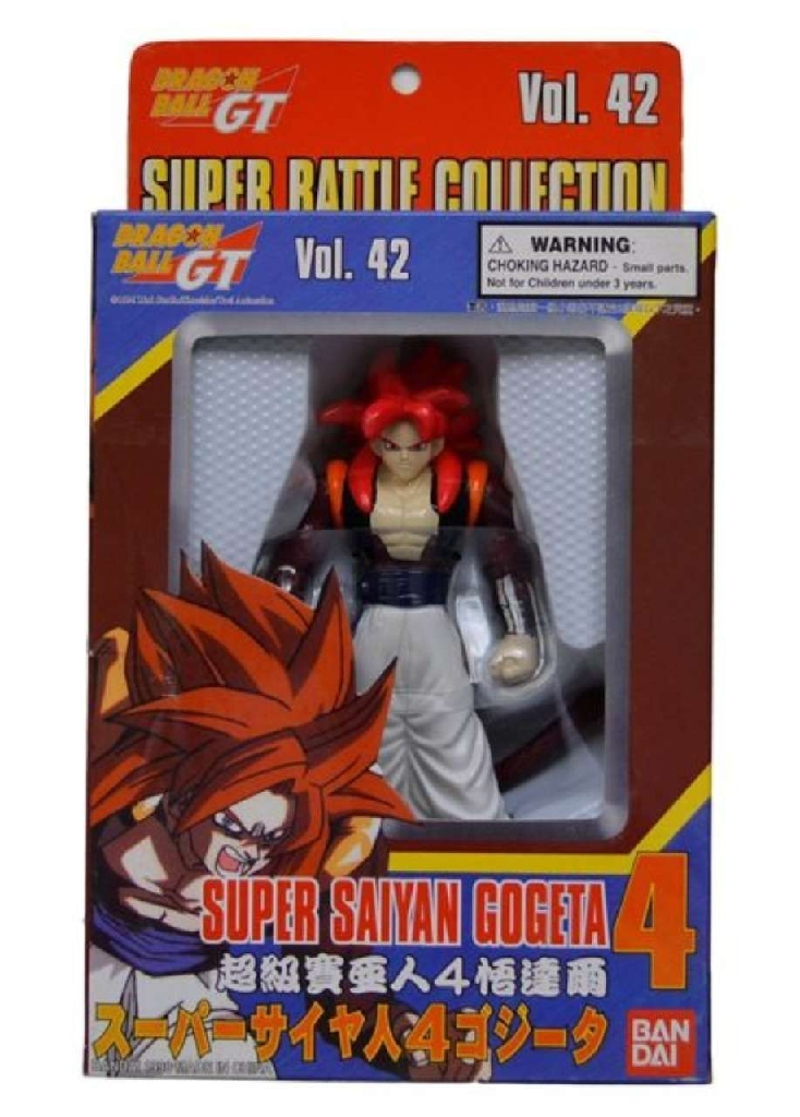 Dragon Ball GT Vol. 42 super sayain Gogeta 4
