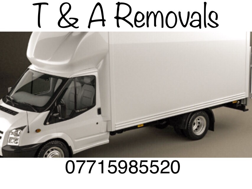 Man and van hire delivery and removal services cheap prices 24/7 local Birmingham sandwell