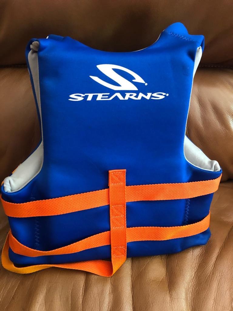 Child's life vest