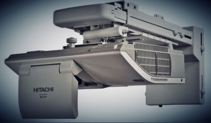 Projector + Wall Mount Bracket