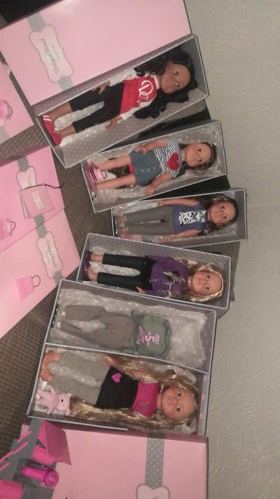 Designa dolls (argos)
